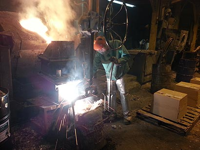 Iron Casting Services